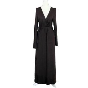 Lauren Ralph Lauren Women's Sweater Dress Wool Lg